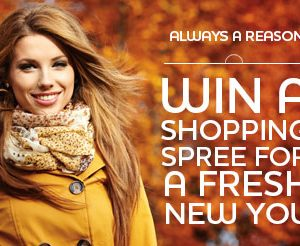 Win a $1000 Shopping Spree