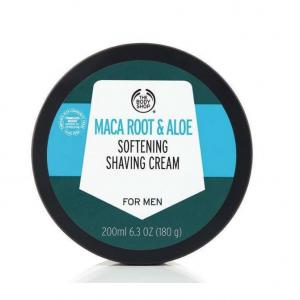 Maca Root & Aloe Softening Shaving Cream