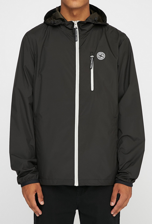 DC Mens Dagup Water Resistant Windbreaker