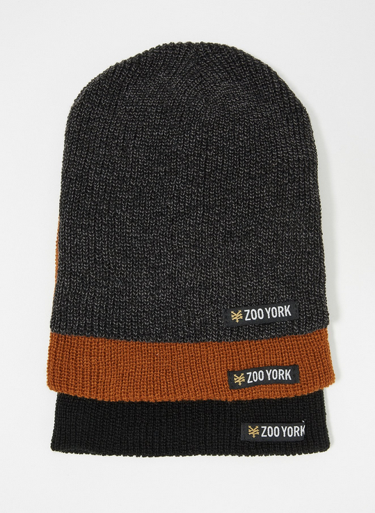 Zoo York Boys Beanies (3-pack)