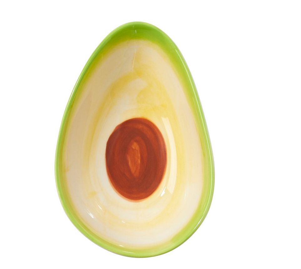 Avacado Ceramic Bowl