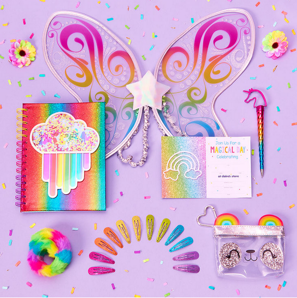 Chase Rainbows Accessories Set
