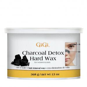 GiGi Charcoal Detox Hard Wax