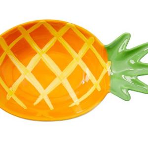 Pineapple Ceramic Bowl