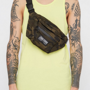 Zoo Work Camo Fanny Pack