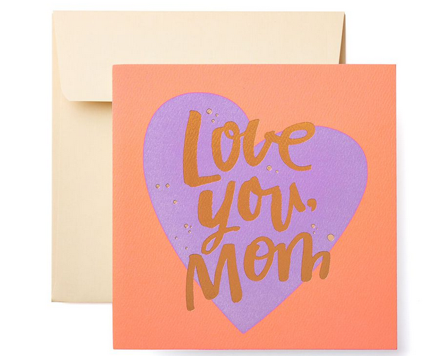 Love You Mom Cards