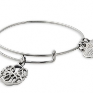 Path of Life Charm Bangle Bracelet