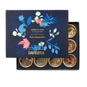 Wellness Teas Gift Box