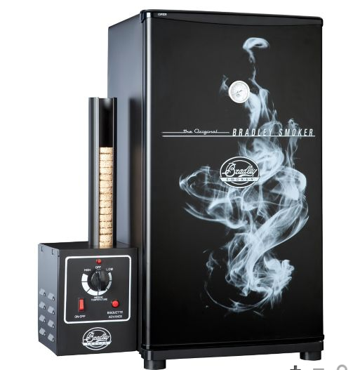 Bradley 4-Rack Electric Smoker