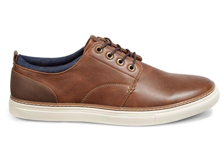 Casual Lea Sneakers