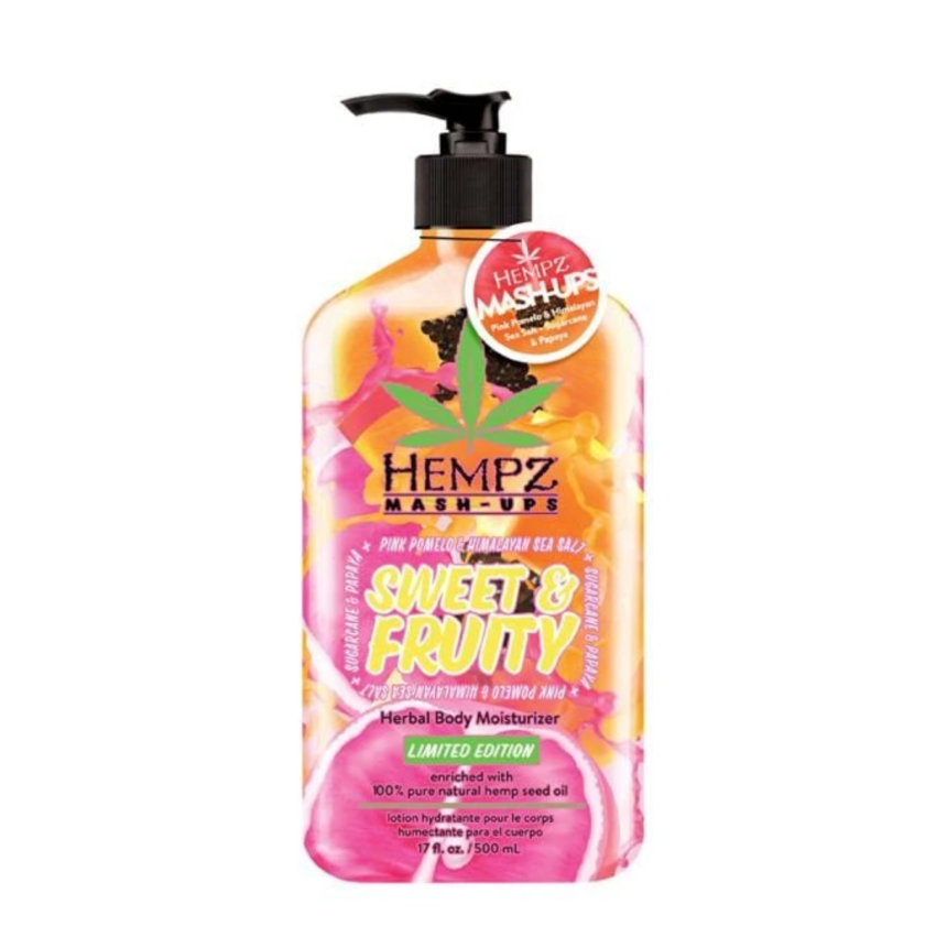 HEMPZ Mash Up! Body Moisturizer