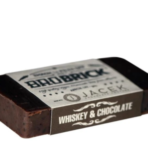 BroBrick Whiskey and Chocolate Soap