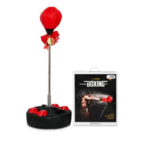 GNC Protocol Boxing Set with Gloves and Jump Rope