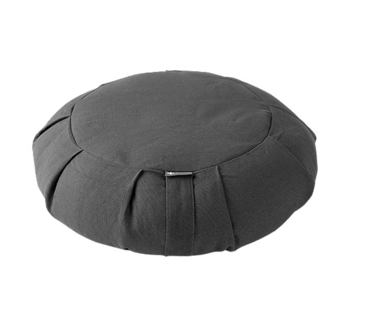 Halfmoon Round Meditation Cushion