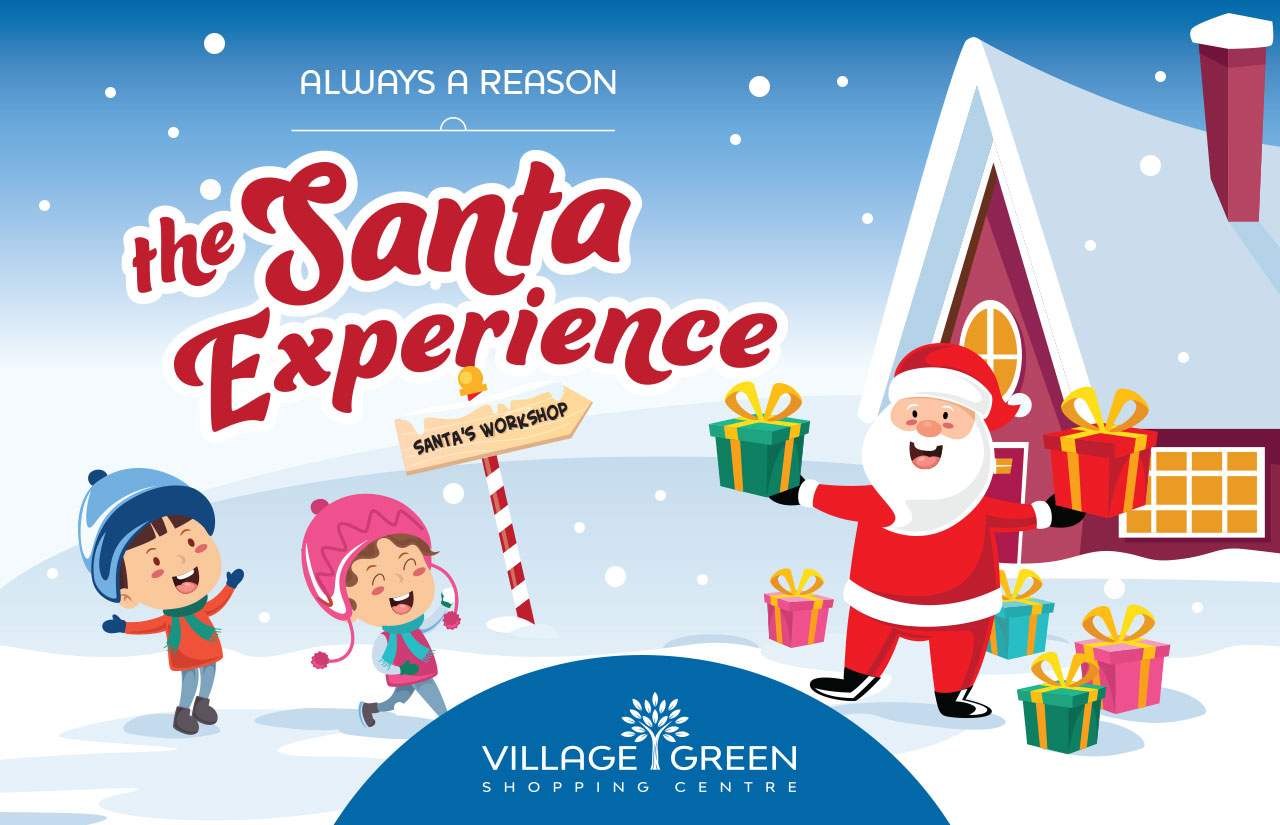 Book your Santa Experience