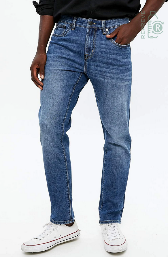 Max Stretch Slim Straight Repreve Jean