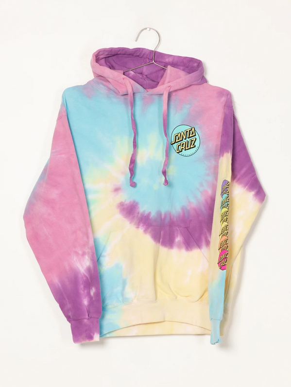 Santa Cruz Rainbow Dot Pullover HD-Jelly Bean