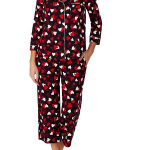 Kate Spade 2-piece Cropped Pyjama Set