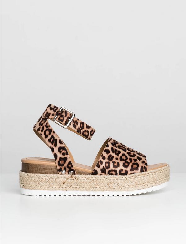 Topic Cheetah Sandal