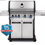 Canadian Tire Napolean LD4X 4-Burner Propane Grill