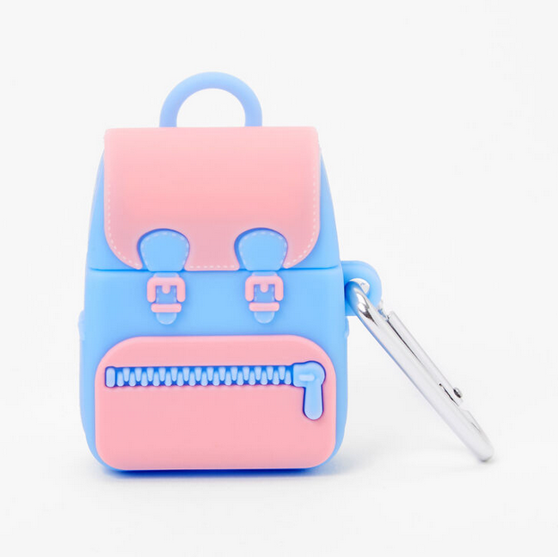 Mini Backpack Earbud Case Cover
