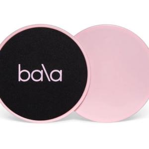 Bala Exercise Sliders Blush Pink