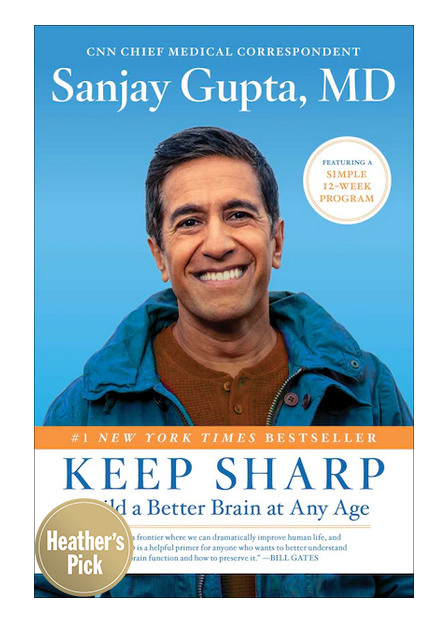 Keep Sharp – Build A Better Brain at Any Age