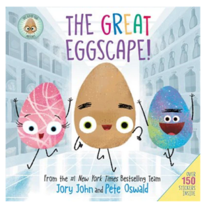 The Good Egg Presents – The Great Eggscape