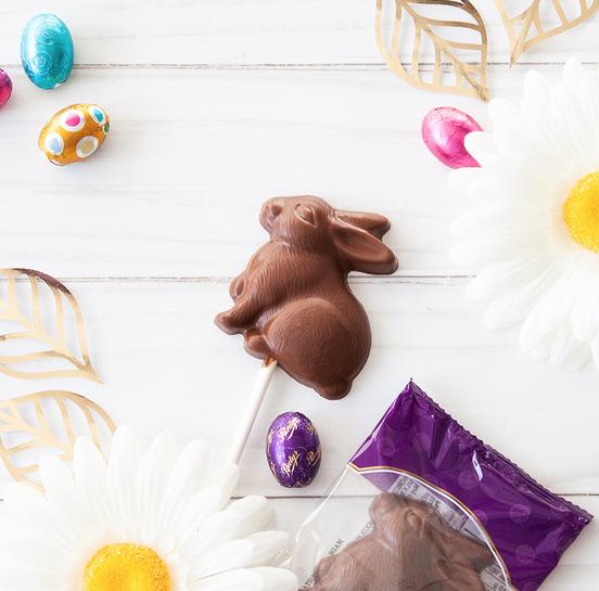 Chocolatier Bunny Lolly