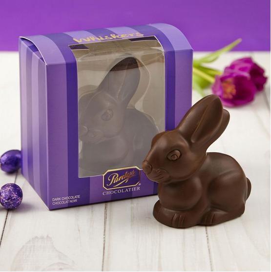 Chocolatier Wiskers Bunny