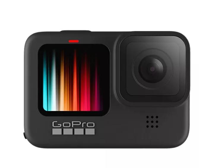GoPro Black Action Camera