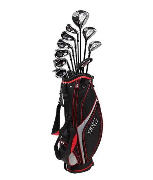Powerbilt Teen TPX TS Golf Set