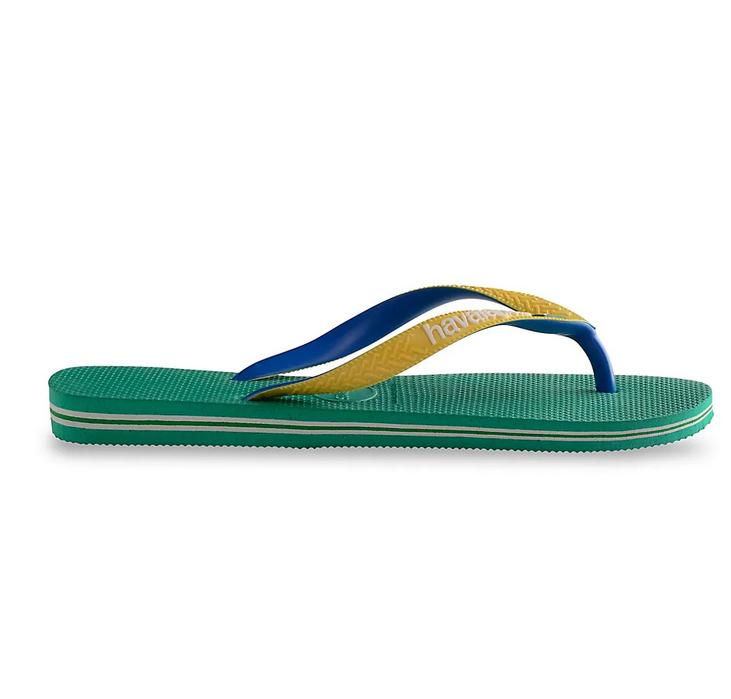 Havaianas Brazil Mix Rubber Flip Flops