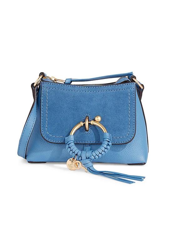 See by Chloe Joan Mini Leather Crossbody Bag