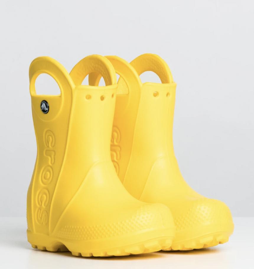 Crocs Kids Handle It Rainboot