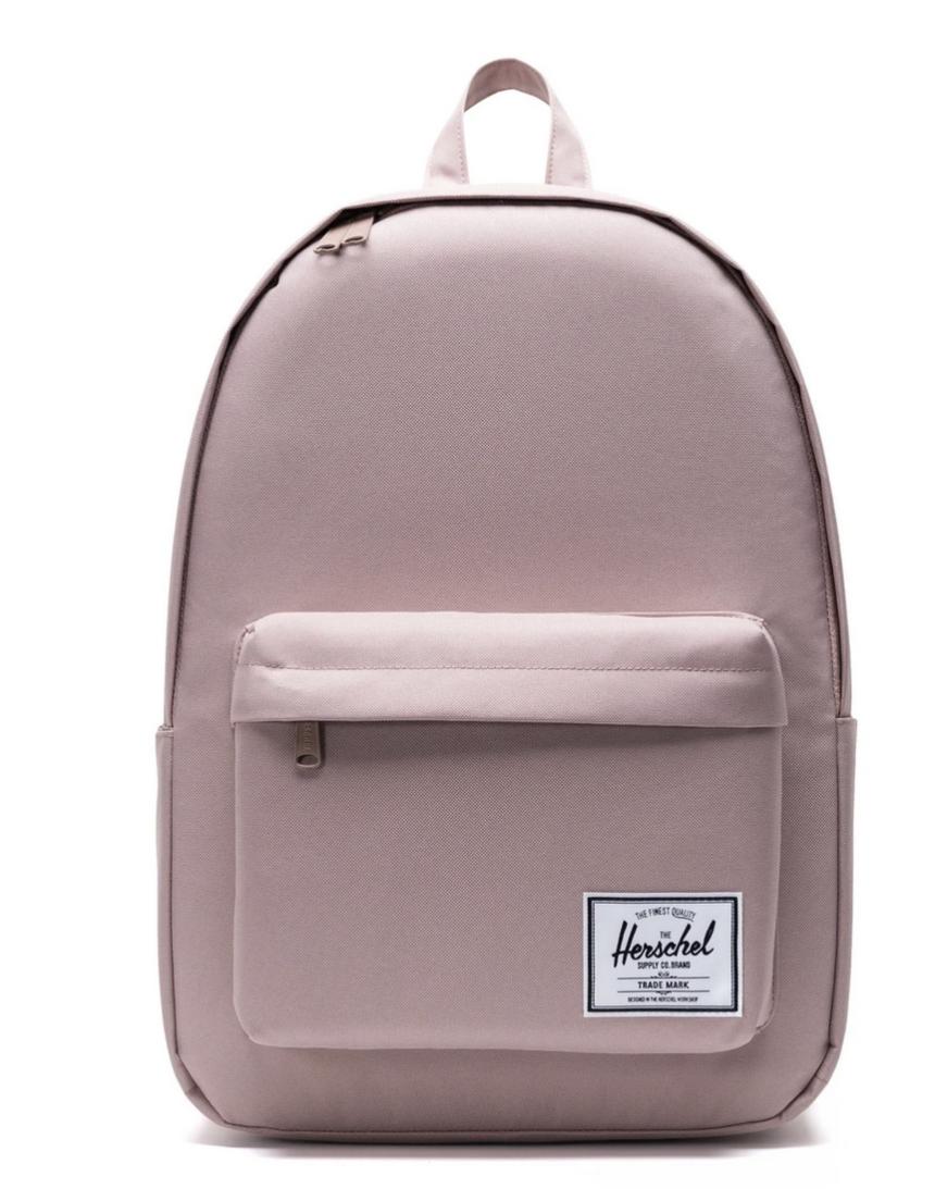 Herschel & Co Classic ECO XL Backpack -Ash Rose