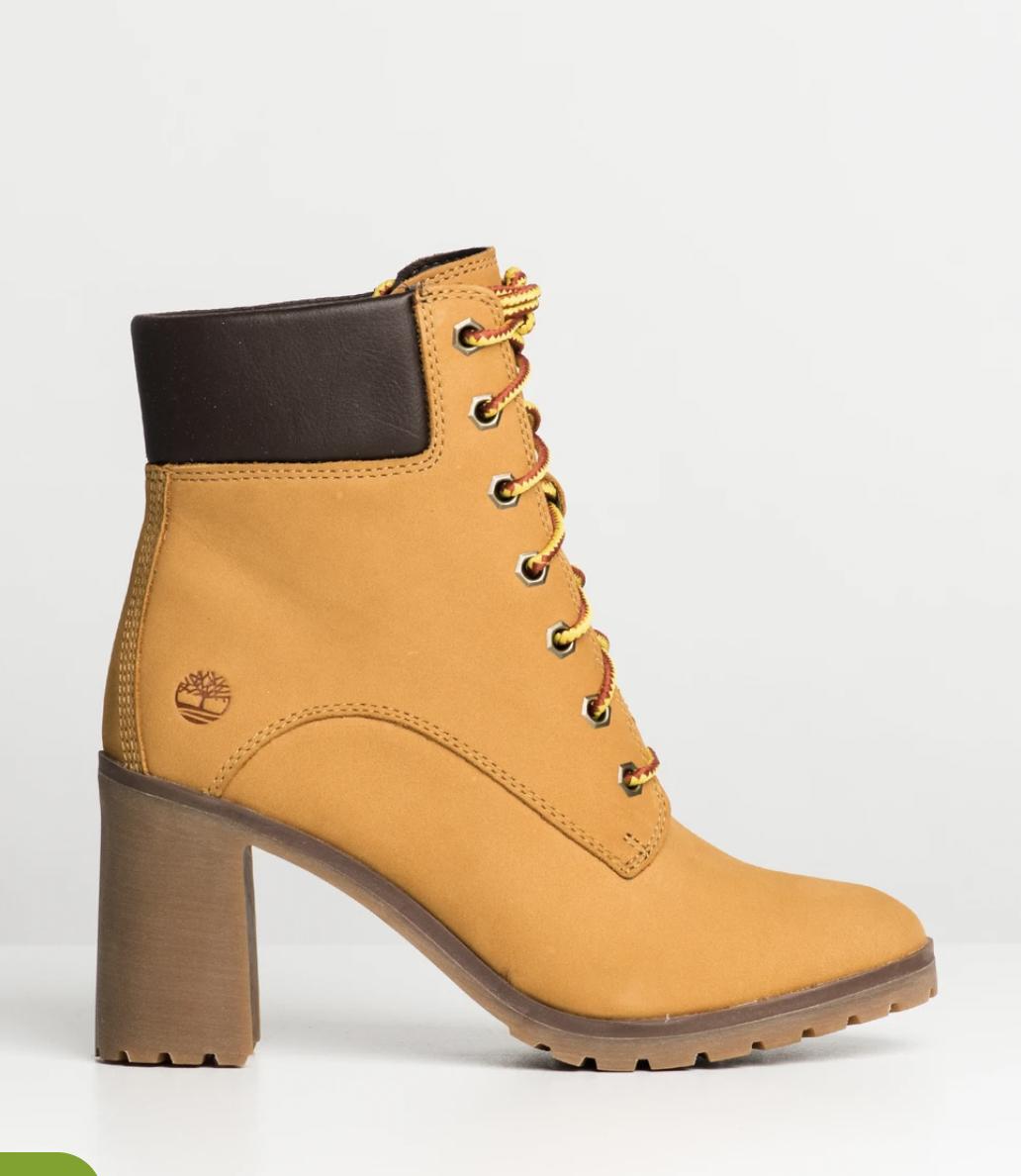 Timberland Womens Allington Lace up Boot