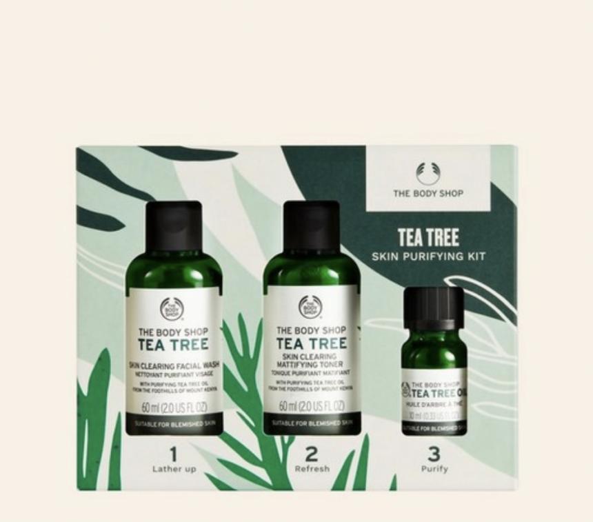 Tea Tree Skin Purifying Kit
