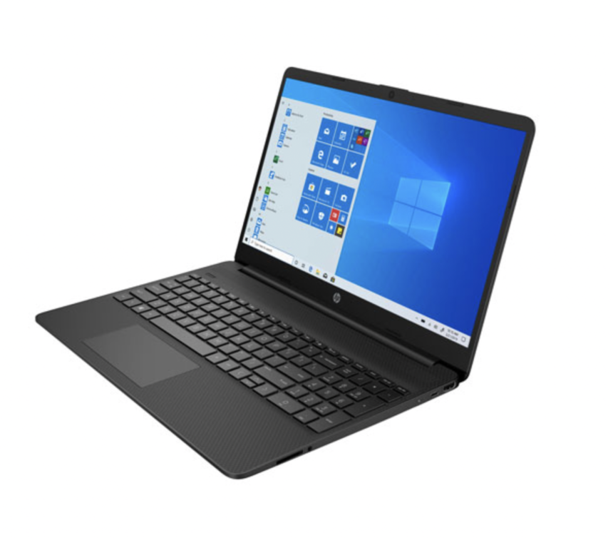"""HP 15-dw3001ca 15.6"""" Touchscreen Laptop with Intel"""