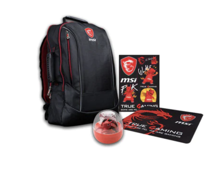 MSI Back to School Gift Pack