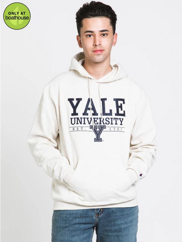 Champion Powerblend Yale Hoodie