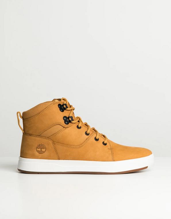 Mens Timberland Leather Chukka Boot