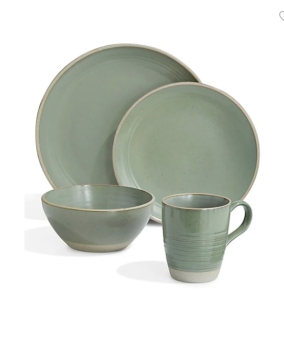 Distinctly Home Bristol 16-piece Dinnerware Set