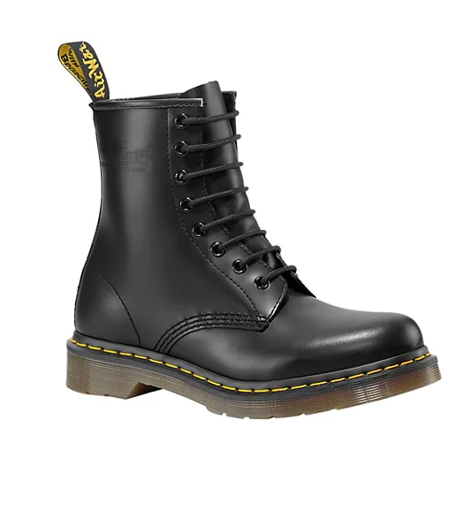 Dr. Martens Men's 1460 Smooth Leather Boots