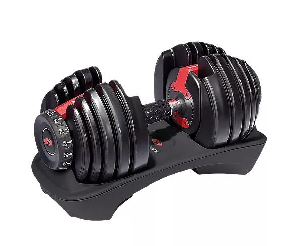 Bowflex SelectTech 552 Adjustable Dumbbell